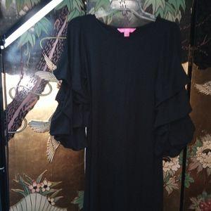 Black Lilly Pulitzer dress